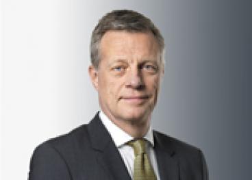 Ein Portrait von Jan-Olof Sandstroem